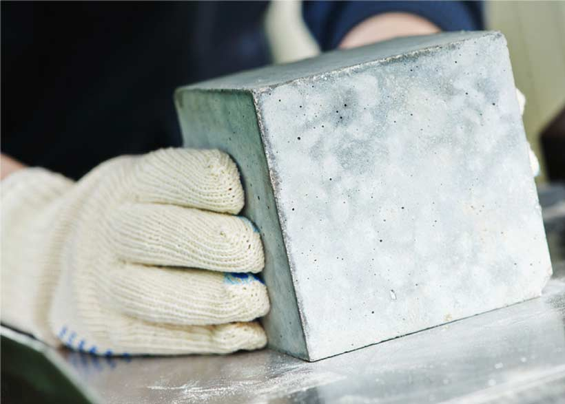 проверка качества бетона как проверить качество способ проверки