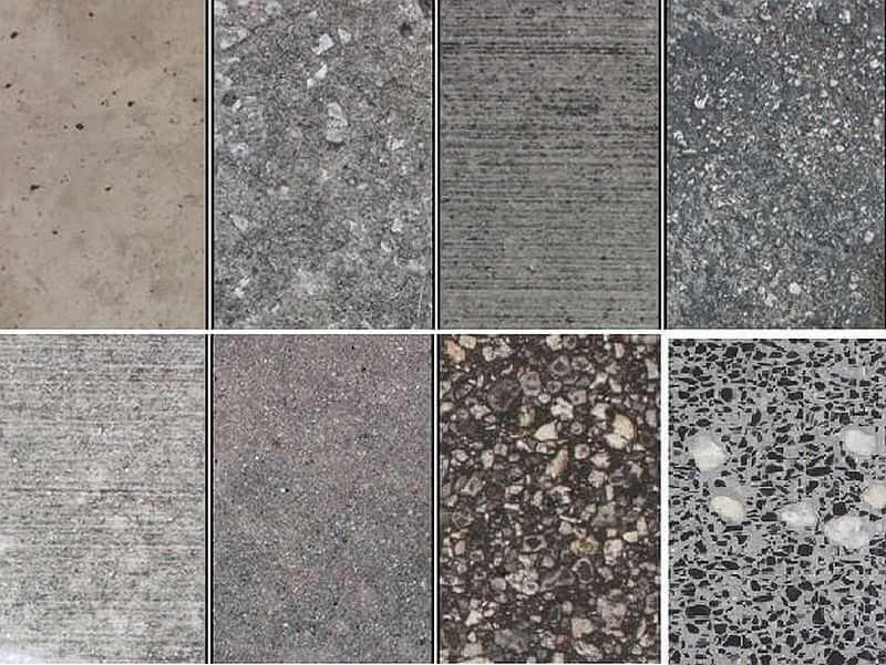классификация бетонной продукции виды бетонов
